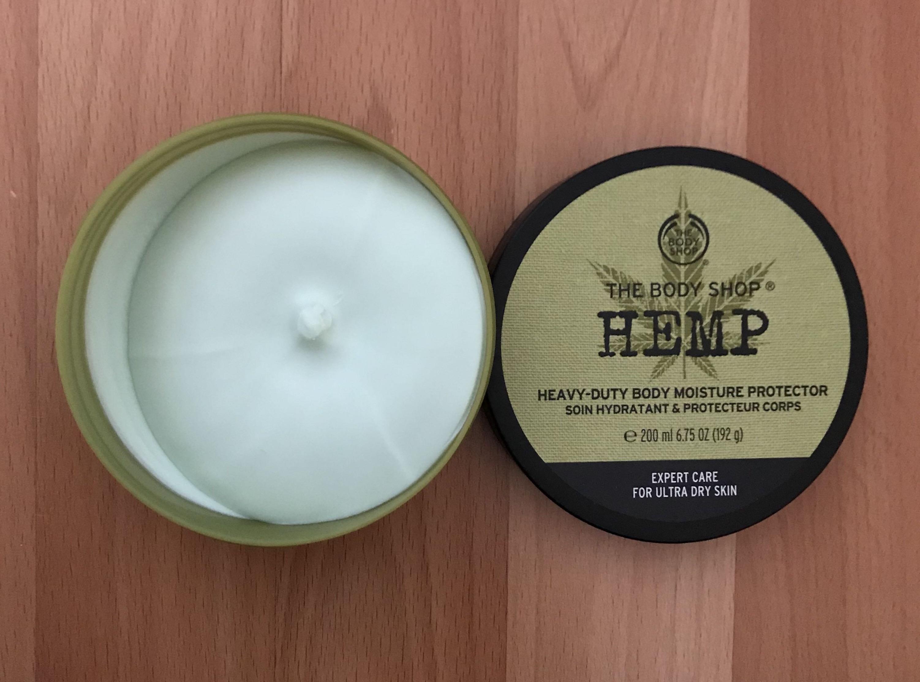 The Body Shop® Hanf Feuchtigkeitsspendende & schützende Körperpflege